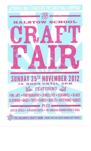 Halstow Craft Fair - 24Nov2012