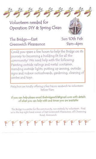 Bridge Volunteer Flyer - 23Jan2013