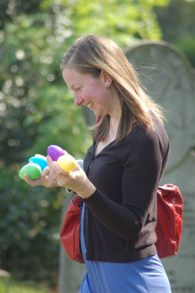 9. Easter Egg Hunt 2011