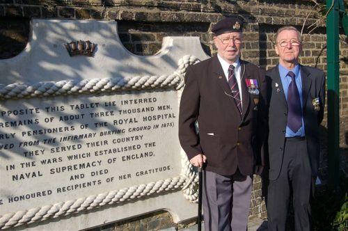 Royal Navy Veterans #1