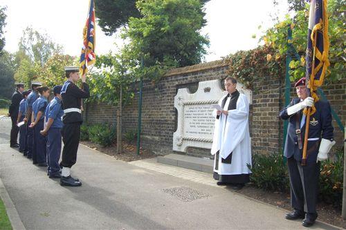 TrafalgarDay2008-ReverendJeremyFraser